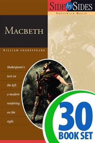 Macbeth - Side by Side - Teaching Package