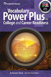 Vocabulary Power Plus for College and Career Readiness - 12th Grade - Level 4