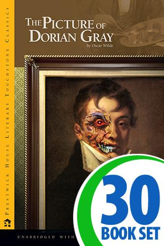 Picture of Dorian Gray, The - 30 Books and Activity Pack