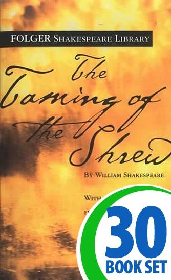 Taming of the Shrew, The - 30 Books and Teaching Unit