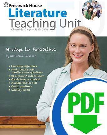 Bridge to Terabithia - Downloadable Teaching Unit | Prestwick House