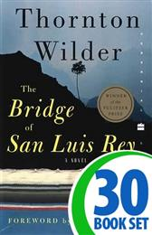 Bridge of San Luis Rey, The - 30 Books and Teaching Unit