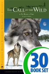 Call of the Wild, The - 30 Books and Teaching Unit
