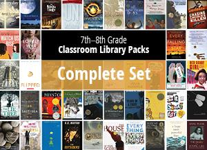 Complete Classroom Library - Grades 7-8