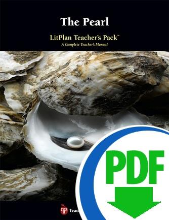 Pearl, The: LitPlan Teacher Pack - Downloadable