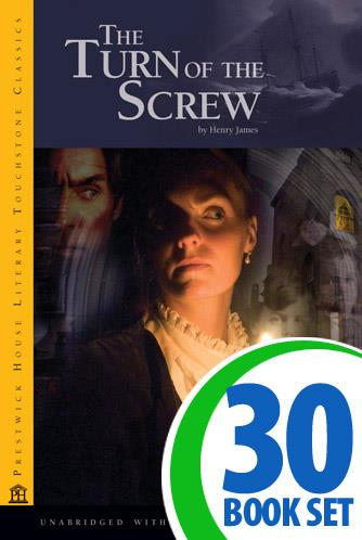 Turn of the Screw, The - 30 Books and Teaching Unit