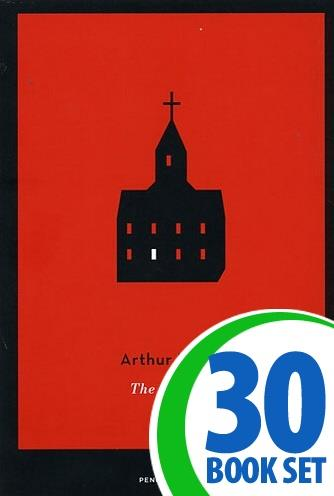 Crucible, The - 30 Books and AP Teaching Unit
