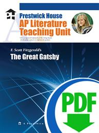 Great Gatsby, The - Downloadable AP Teaching Unit