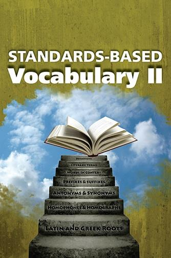 Standards-Based Vocabulary Study - Book II