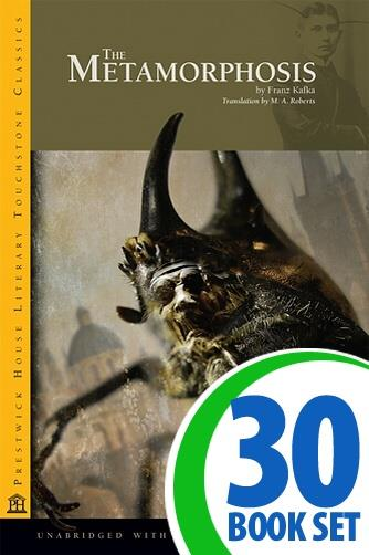 Metamorphosis The 30 Books And AP Teaching Unit