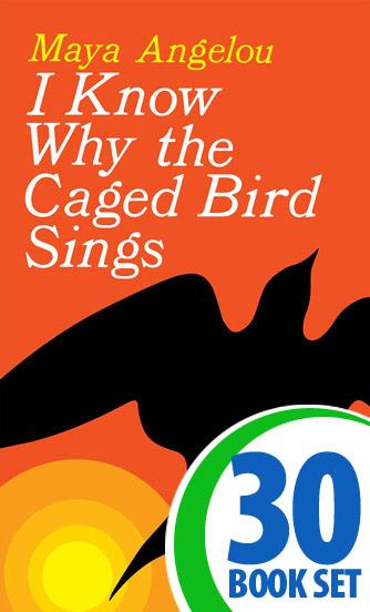 I Know Why the Caged Bird Sings - 30 Books and LitPlan Teacher Pack (CD-ROM)