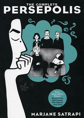 a look in the iranian revolution in persepolis a novel by marjane satrapi Marjane 'persepolis' satrapi treads a fine a girl growing up during the iranian revolution marjane satrapi's iconic graphic novel have created their.