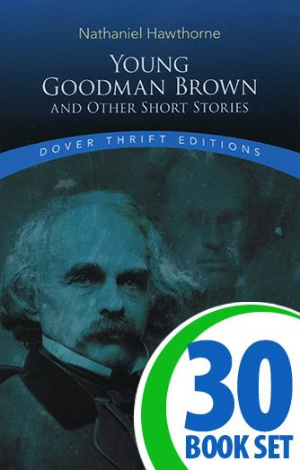 Young Goodman Brown - 30 Books and Teaching Unit