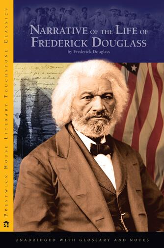 frederick douglass narrative vs uncle toms Learners analyze the illustrations and cover of the book uncle tom's cabin in this uncle tom's cabin lesson plan, students discuss the history elements of what.