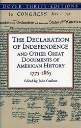 Declaration of Independence and Other Documents