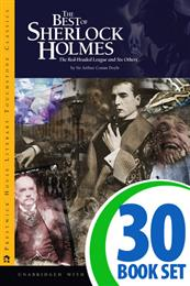 Best of Sherlock Holmes, The - 30 Books and Teaching Unit