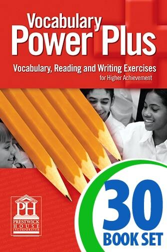 Vocabulary Power Plus for the New SAT, Book 2 by Daniel A. Reed
