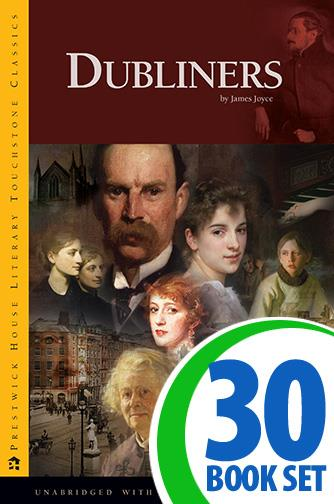 Dubliners - 30 Books and Activity Pack