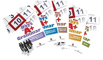 Ten Days to A+ Grammar: Complete Set