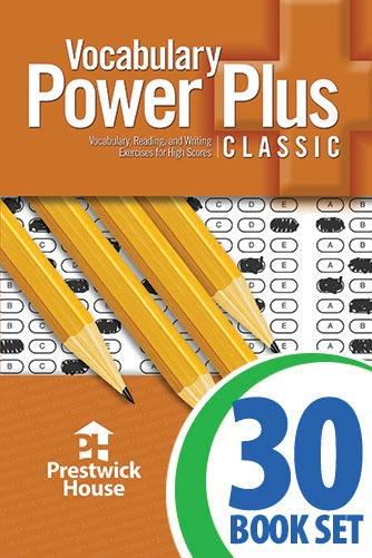 Vocabulary Power Plus Classic - Level 11 - Complete Package