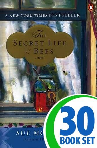 Secret Life of Bees, The - 30 Books and Activity Pack