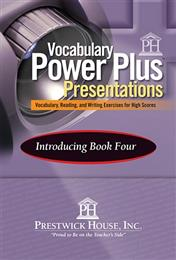 Vocabulary Power Plus Presentations: Introduction - Level 12