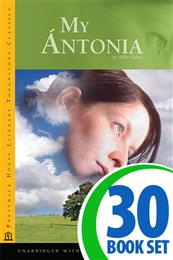 My Antonia - 30 Books and Teaching Unit