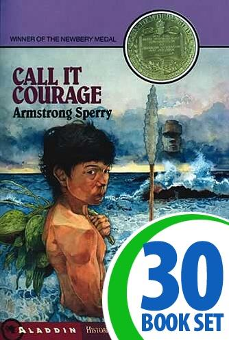 Call It Courage - 30 Books and Puzzle Pack (CD-ROM)
