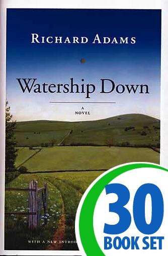 Watership Down - 30 Books and Teaching Unit