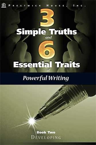 Three Simple Truths: Book Two - Developing
