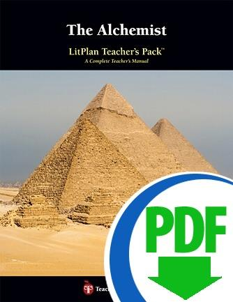 Alchemist, The: LitPlan Teacher Pack - Downloadable