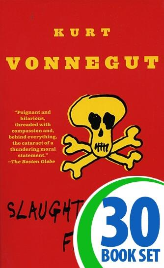 Slaughterhouse-Five - 30 Books and Teaching Unit