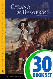 Cyrano de Bergerac - 30 Books and Teaching Unit
