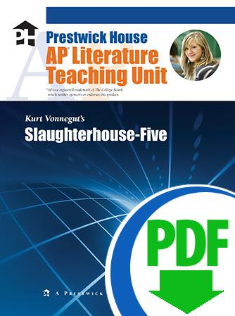 """literary devices explained in slaughter house five Literary criticism and theory 11 (spring 2009): 74-81 mixing fantasy  kurt  vonnegut's slaughterhouse-five is a pseudo-autobiographical novel about  """" explain why vonnegut chose a non-linear structure for his novel"""" since it is a job  that."""
