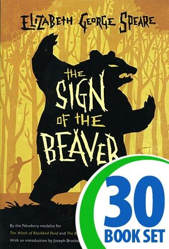 Sign of the Beaver, The - 30 Books and Teaching Unit