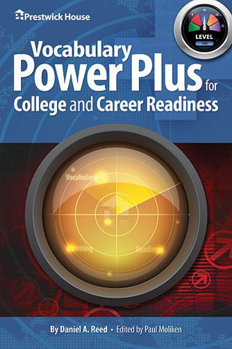 Vocabulary Power Plus for College and Career Readiness - 10th Grade - Level 2