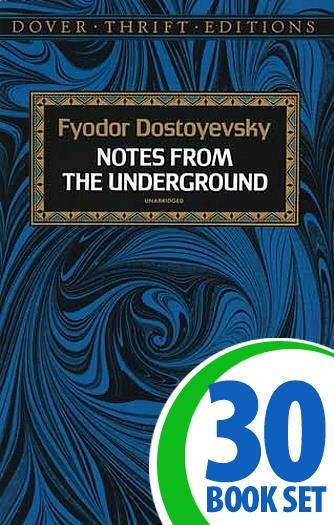 Notes from the Underground - 30 Books and Teaching Unit