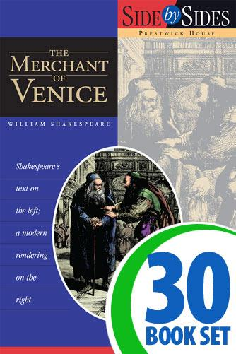 The Merchant of Venice: Side by Side