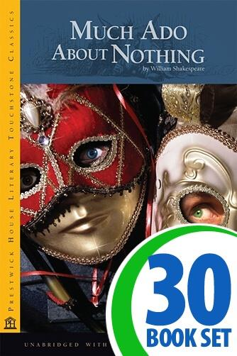 Much Ado About Nothing - 30 Books and AP Teaching Unit