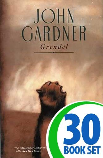 Grendel - 30 Books and AP Teaching Unit