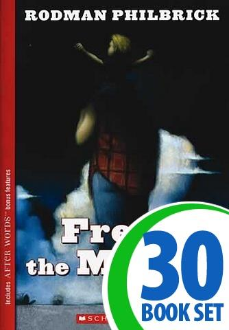 Freak the Mighty - 30 Books and Puzzle Pack (CD-ROM)