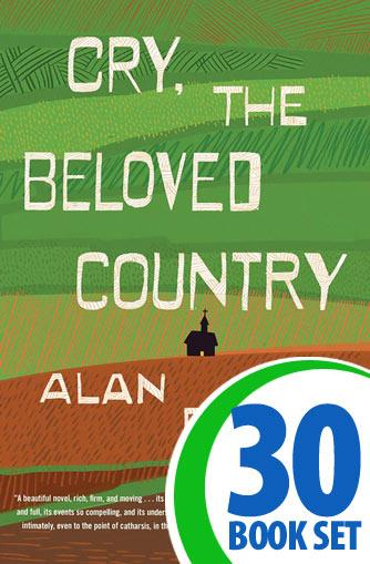 Cry, the Beloved Country - 30 Books and Teaching Unit