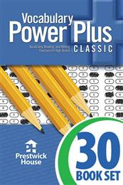 Vocabulary Power Plus Classic - Level 10 - Complete Package