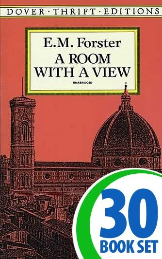 Room With a View, A - 30 Books and Teaching Unit