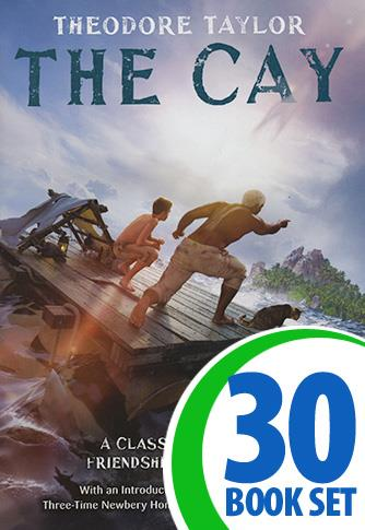 Cay, The - 30 Books and Puzzle Pack (CD-ROM)