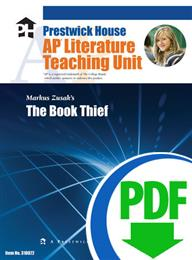 Book Thief, The - Downloadable AP Teaching Unit