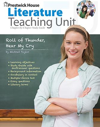 Roll of Thunder, Hear My Cry - Teaching Unit