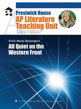All Quiet on the Western Front - AP Teaching Unit