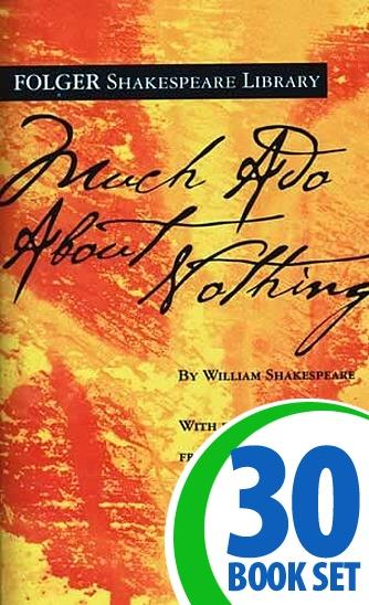 Much Ado About Nothing - 30 Books and Teaching Unit