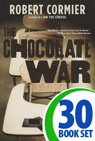 Chocolate War, The - 30 Books and Response Journal